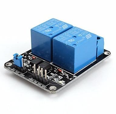 Modulo 2 Relays Para Arduino