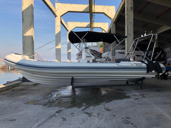 Flexboat Sr 760 2x Mercury Verado 300 Hp Poucas Horas De Uso