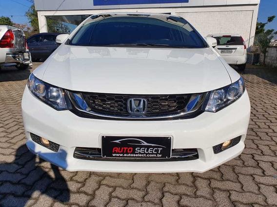 Honda Civic Lxr 2.0 Único Dono, Revisado Na Concessionária!