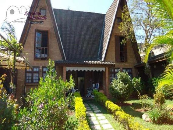 Casa Para Venda Em Atibaia, Retiro Das Fontes, 2 Dormitórios, 2 Suítes, 3 Banheiros, 3 Vagas - Ca00738_2-1008519