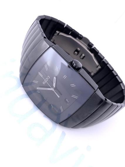 Reloj Rado Diastar Jumbo Ceramico Negro Ed Limitada 2000 Pza