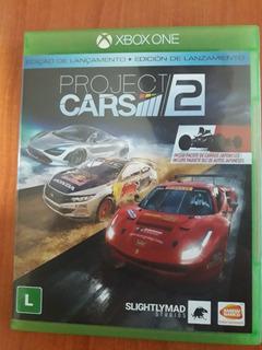Xbox One Project Cars 2 Origina 1 Solo Uso Oferta!!
