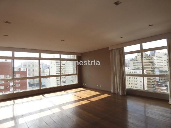 Jardim América / Apartamento Com 357 M² Próximo Ao Clube Paulistano!!! - Di34829