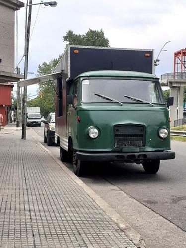 Food Truck/ Camión Gastronómico/rastrojero/cocina Rodante