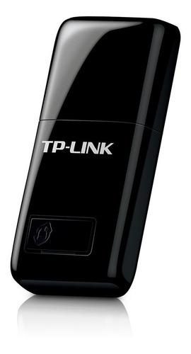 Adaptador Sem Fio Usb Tp Link Tl Wn 823n Wi-fi N 300mbps 2.4