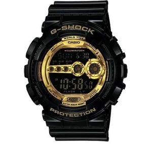 Relógio Masculino Casio G-shock Gd-100gb-1dr - Preto