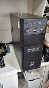 Computador Gamer - Intel Core I5 3330 + Gtx 1050ti