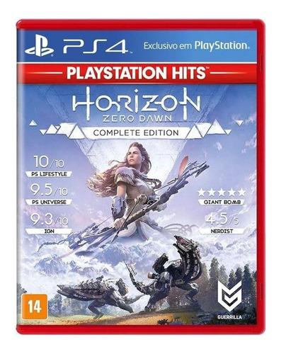 Imagem 1 de 4 de Jogo Horizon Zero Dawn Complete Edition Hits - Ps4