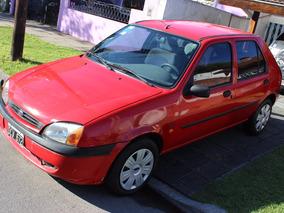 Ford Fiesta Clx 1.6 Sedan 5 Puertas. Año 2000 Full