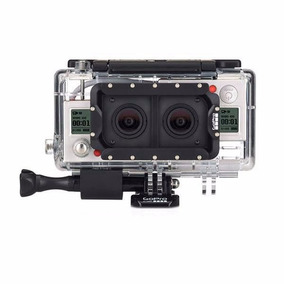 Ac Gopro Ahd3d-301 Case Hero3 Dual