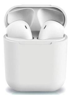 Auriculares Bluetooth I12 Táctiles Ios Android Inalámbricos
