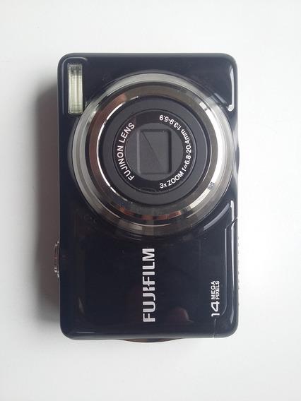 Camera Fujifilm Jv300 Preto Sem Kit - Sem Bateria