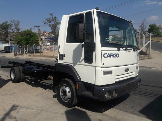 Ford Cargo 815 2009 No Chassis R$67.900,00