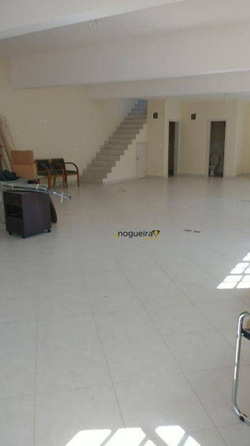 Imagem 1 de 24 de Salão Para Alugar, 179 M² Por R$ 8.000,00/mês - Jardim Marajoara - São Paulo/sp - Sl0010