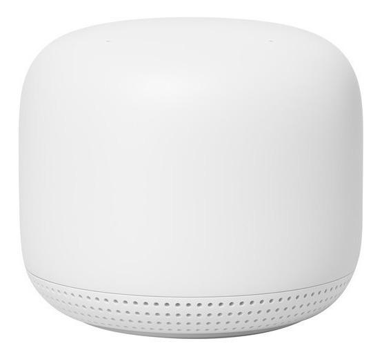Sistema Wi-Fi mesh Google Nest Wifi (3 pack) GA00823-US snow