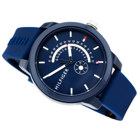 Tommy Hilfiger 1791482 Blue Silicone Strap