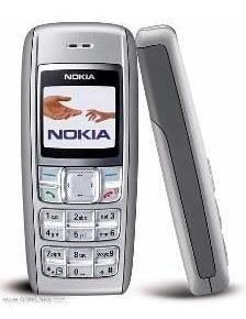 Nokia 1600 Tela Colorida, Fala A Hora Bateria Longa Duraçã.