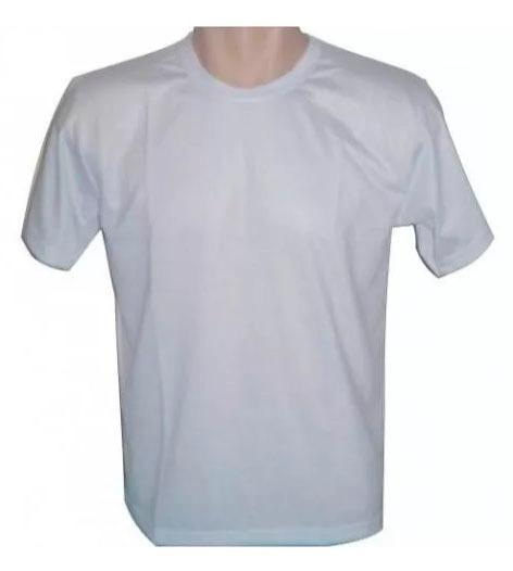 Camisas Para Sublimação 100% Poliéster Lote 10