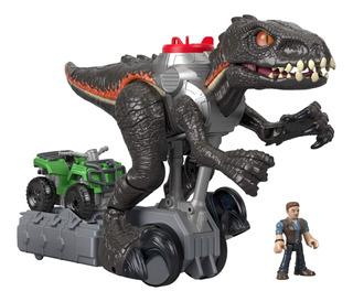 Fisher-price Imaginext Jurassic World, Dinosaurio De Pase