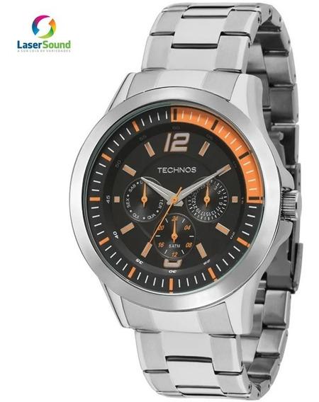 Relógio Technos Masculino 6p29ahn/1l C/ Garantia E Nf