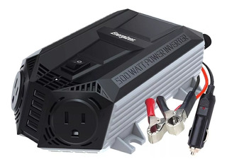 Inversor De Corriente Directa A Ac Energizer 500w A 1000w