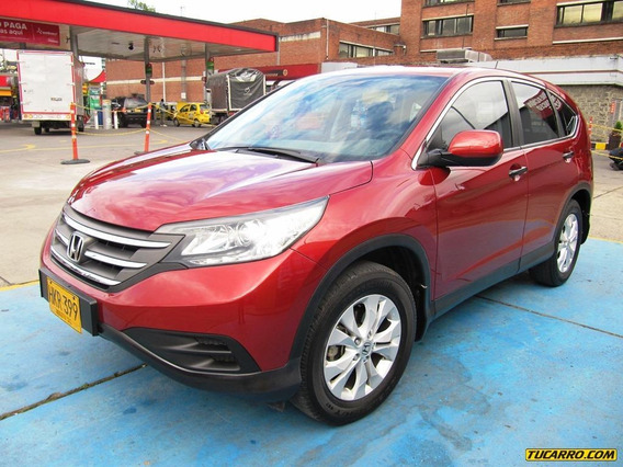 Honda Cr-v 2wd Lx At