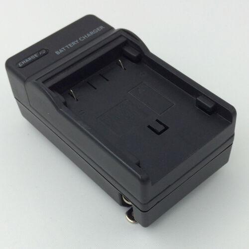 Hzqdln BN-V416 Cargador Ajuste Videocámara JVC GR-D70U//D72U//D73U//D90U//D91U//HD1U Minidv