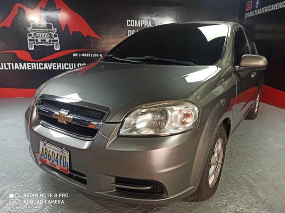Chevrolet Aveo Lt Sedan