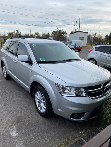 Dodge Journey 2014 2.4 Sxt 170cv Atx6 (techo, Dvd)
