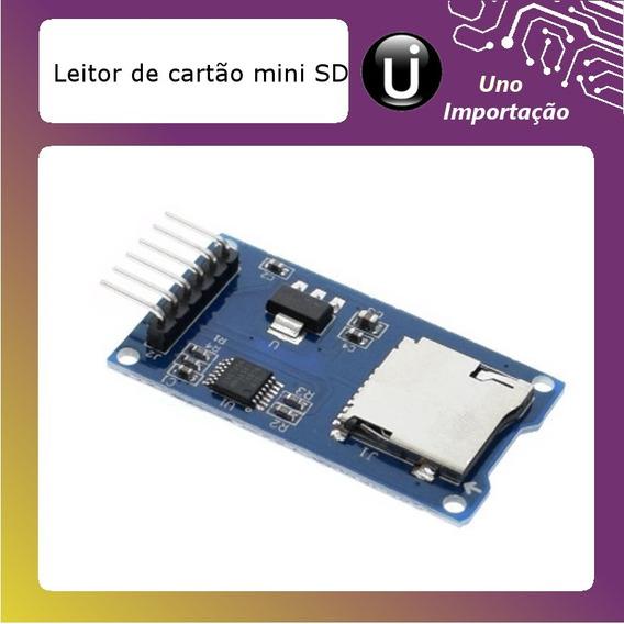 Leitor De Cartão Mini Sd