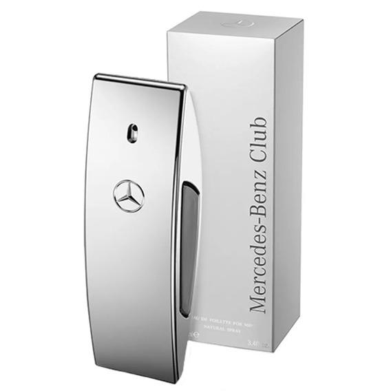 Perfume Mercedes Benz Club 100ml Lacrado Original 12x S Juro