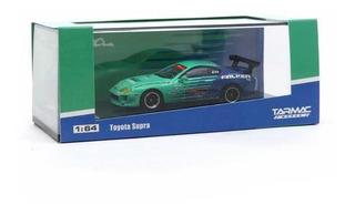 Tarmac Works 1/64 Toyota Supra Falken