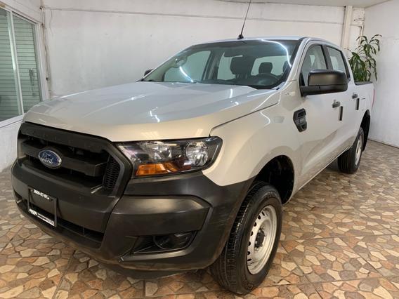 Ford Ranger Doble Cabina Nueva Imponente Preciosa Credito