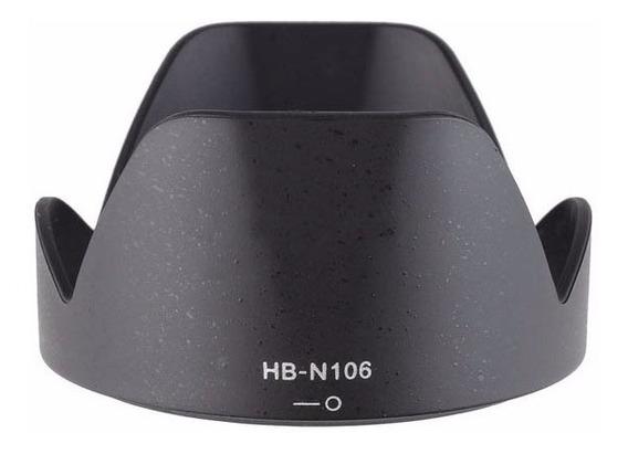 Parasol generico HB33 HB-33 Nikon AF-S DX Nikkor 18-55 mm f//3.5-5.6G ED II VR
