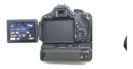 Canon T3i Com Lentes Tamaron 28-75 E 70-200mm 2.8