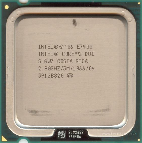 Lote 3 Processador Intel Core2duo Soquete 775