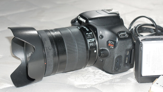 Canon T3i Com Lente