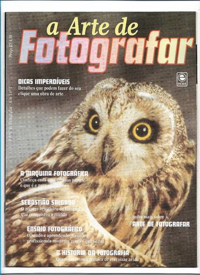 A Arte De Fotografar Revista 36 Páginas