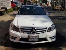 Mercedes C250 2014 Cgi Sport Navi Impecable Acepto Auto