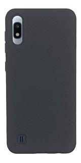 Funda Duo Tpu Proteccion Samsung M10 Negro