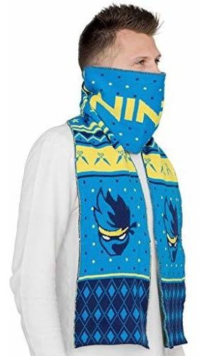 Ninja Feo Sueter De Navidad Adulto Accesorio Bufanda