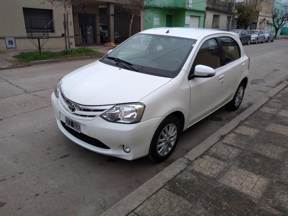 [merc] Toyota - Etios Xls Mt 5p 1.5 N 2015