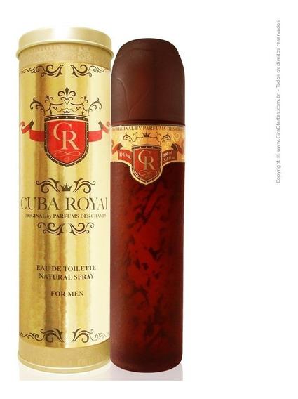 Perfume Importado Cuba Royal Masculino 100ml One Milion