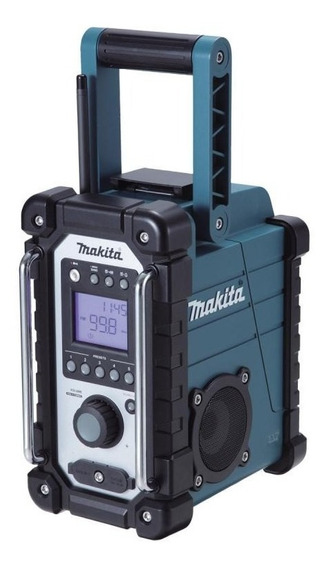 Rádio Á Bateria Am/fm 127v Sem Bateria Mr102 Makita