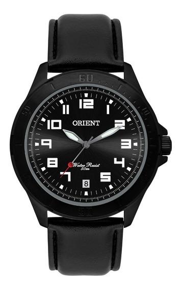 Relógio Orient Masculino Mpsc1008 P2px Preto Couro Oferta