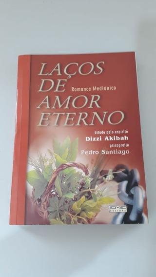 Livro Laços De Amor Eterno-top-usado-promoção-perfeito