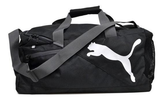 Bolsa Mala Puma Fundamentais Sports 073499 Original + Nf