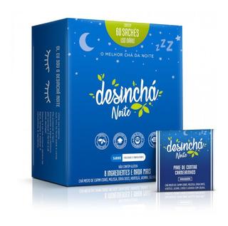 Desinchá Noite Chá Relaxante Para Dormir 60 Sachês