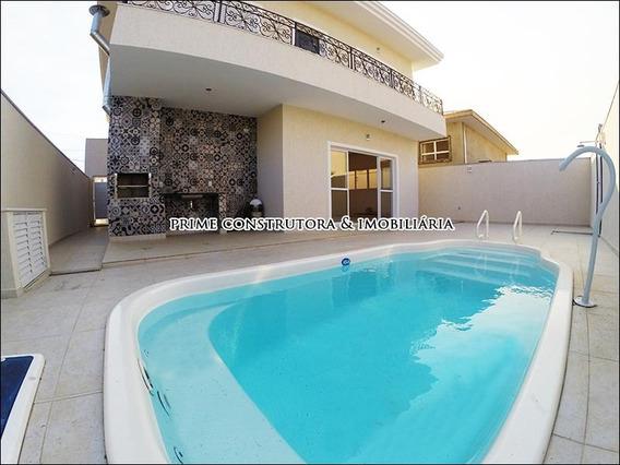 Casa Em Condomínio Para Venda Em Caçapava, Bairro Do Grama, 4 Dormitórios, 2 Suítes, 4 Banheiros, 4 Vagas - Ca146_1-1119083