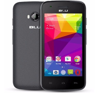 Celular Smartphone Blu Dash L Desbloqueado Dual Sim